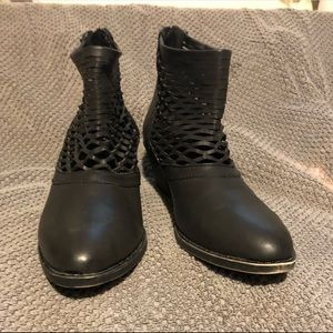 Sugar ankle boots